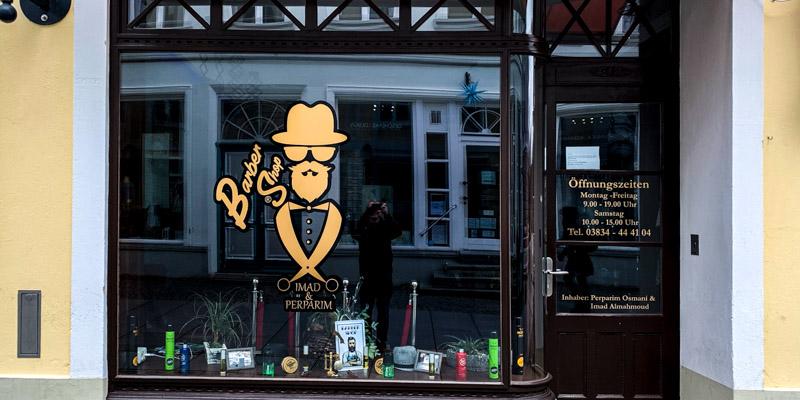 """Barber Shop """"Imad & Perparim"""""""