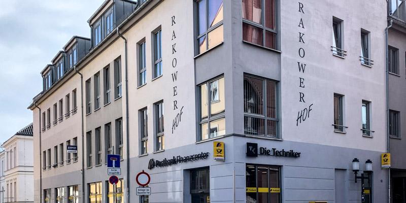 Postbank & Deutsche Post