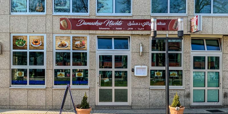 Damaskus Nächte
