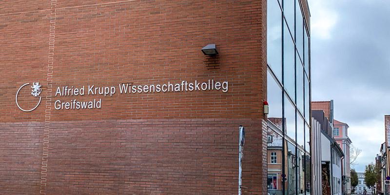 Alfried Krupp Wissenschaftskolleg