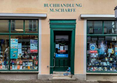 Buchhandlung Scharfe