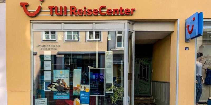 TUI ReiseCenter Gryps-Reisen