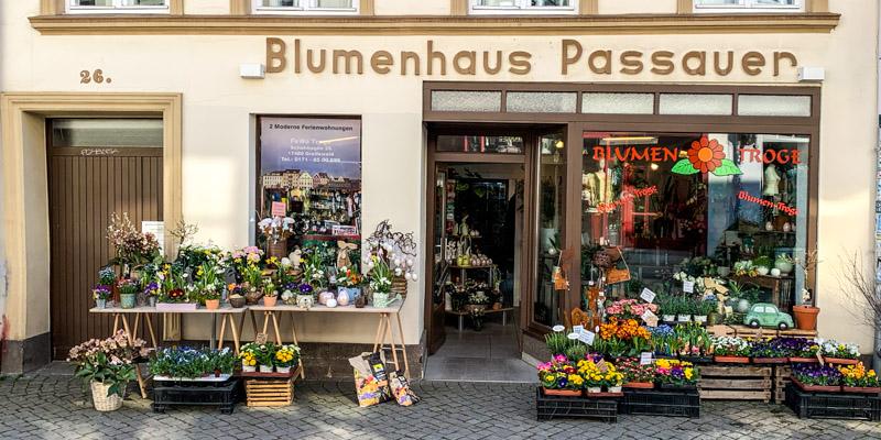 Blumenhaus Troge