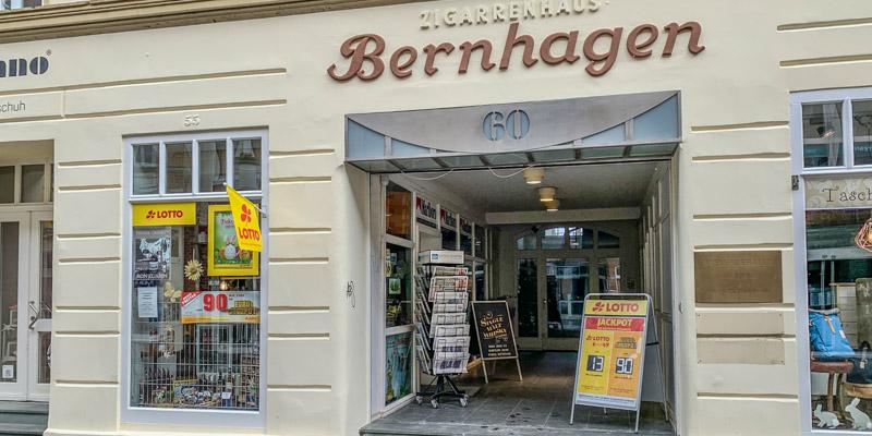 Zigarrenhaus Bernhagen