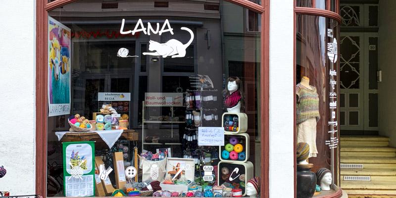 Lana – Der Strickwarenladen