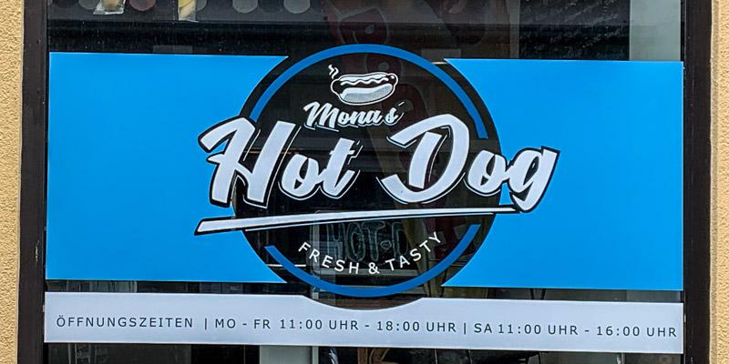 Mona's Hot Dog