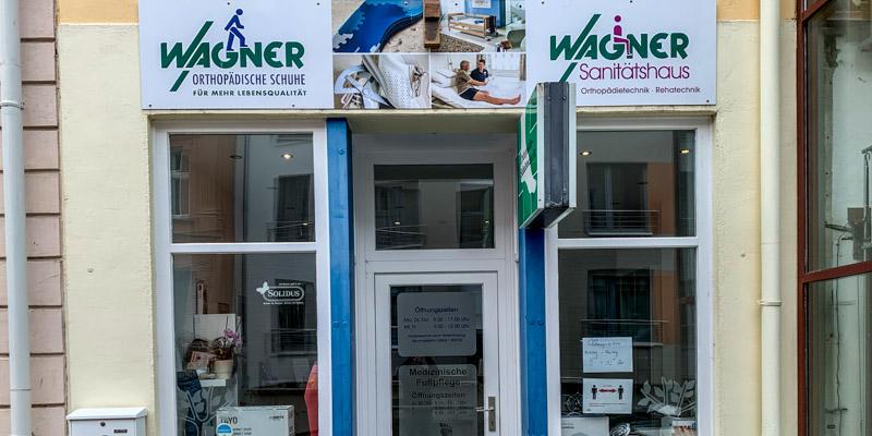 WAGNER — Sanitätshaus